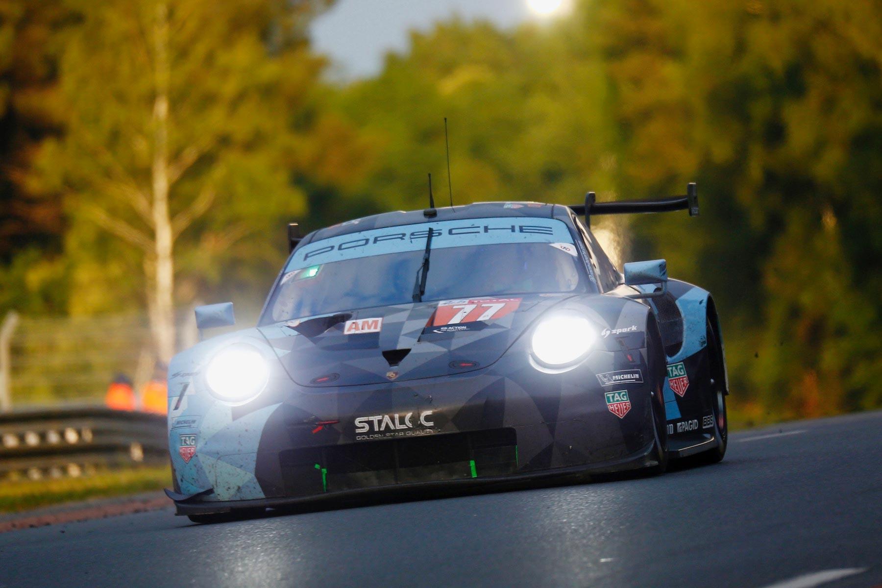 Porsche 2018 Le Mans 24 Hours