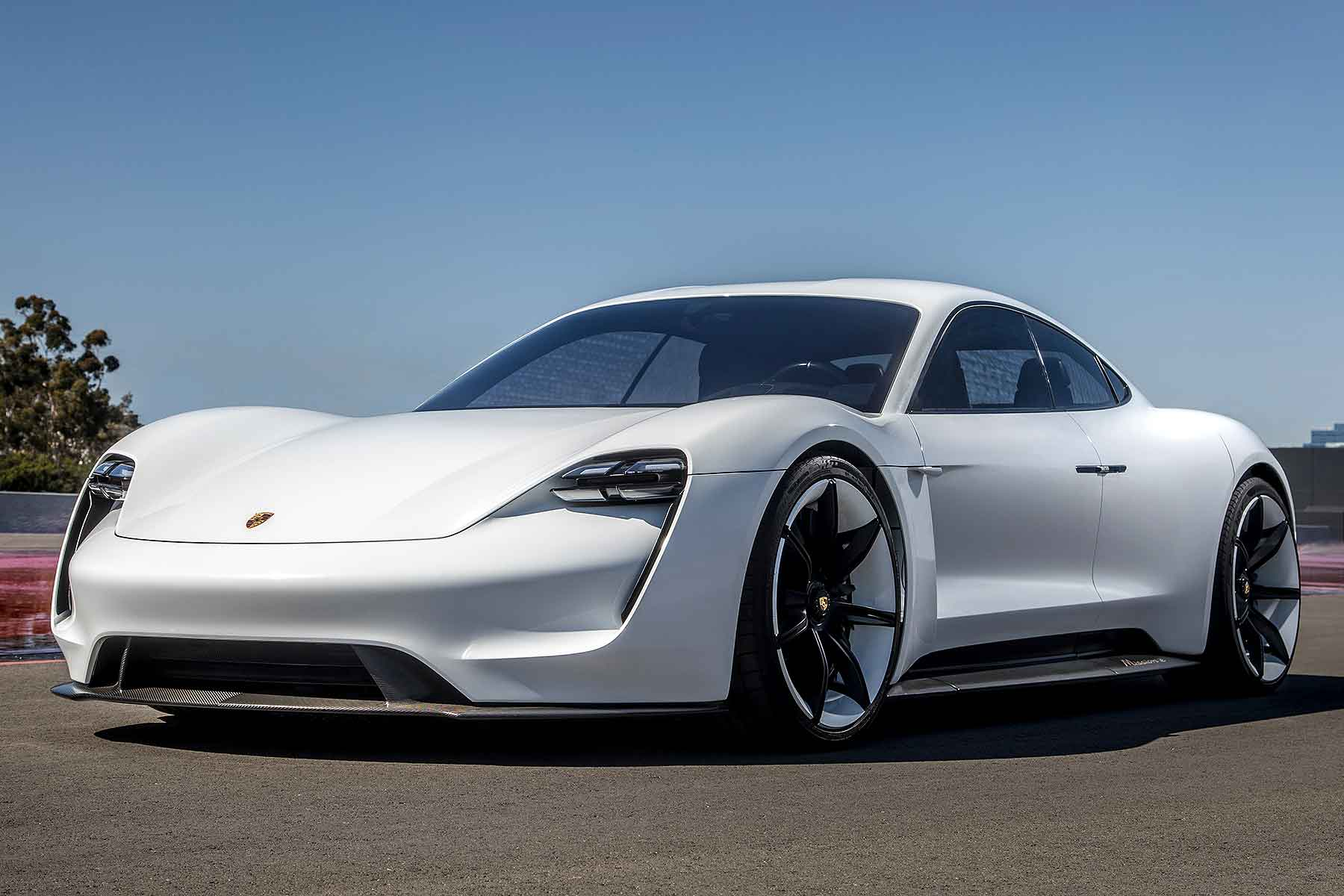 Porsche 911 Carrera T 2018 >> Sorry, it's Taycan: Porsche names its first electric car | Motoring Research