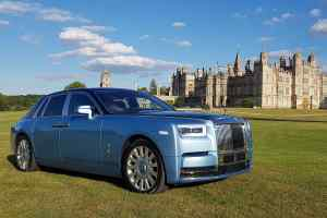 Rolls Royce Enthusiasts Club Burghley House 2018