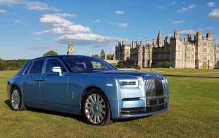 Rolls Royce Enthusiasts Club Burghley House 2018