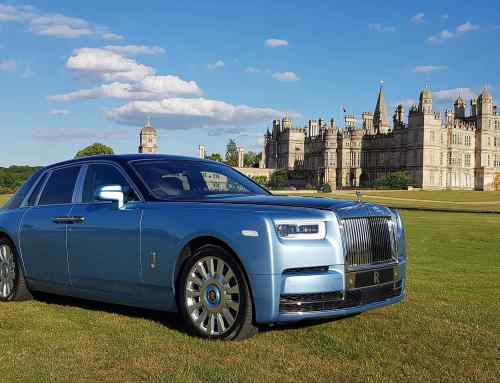 The world's largest gathering of Rolls-Royce is on this weekend