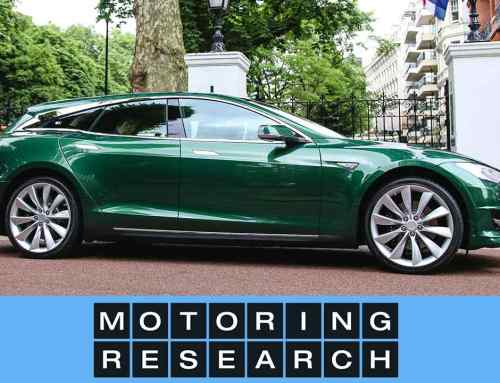 Tesla Model S Shooting Brake: a Telsa wagon!