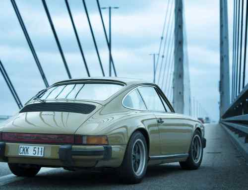 'The Bridge' Porsche 911 sells for £120,000 over estimate