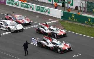 Toyota wins 2018 Le Mans 24 Hours