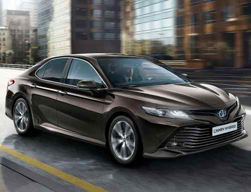 The Toyota Camry is making a comeback – as a hybrid