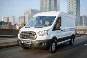 Vans more popular than ever in the UK