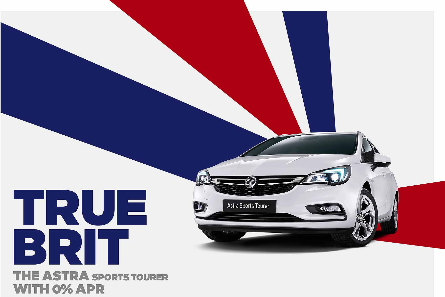Vauxhall Wants To Become More British Motoring Research Small Cars Astra True Brit Campaign