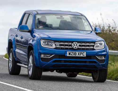 Volkswagen's V6 pick-up is now even more powerful