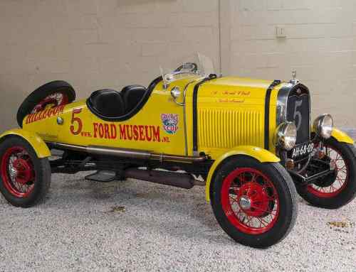 World's largest collection of classic Fords to hit the block