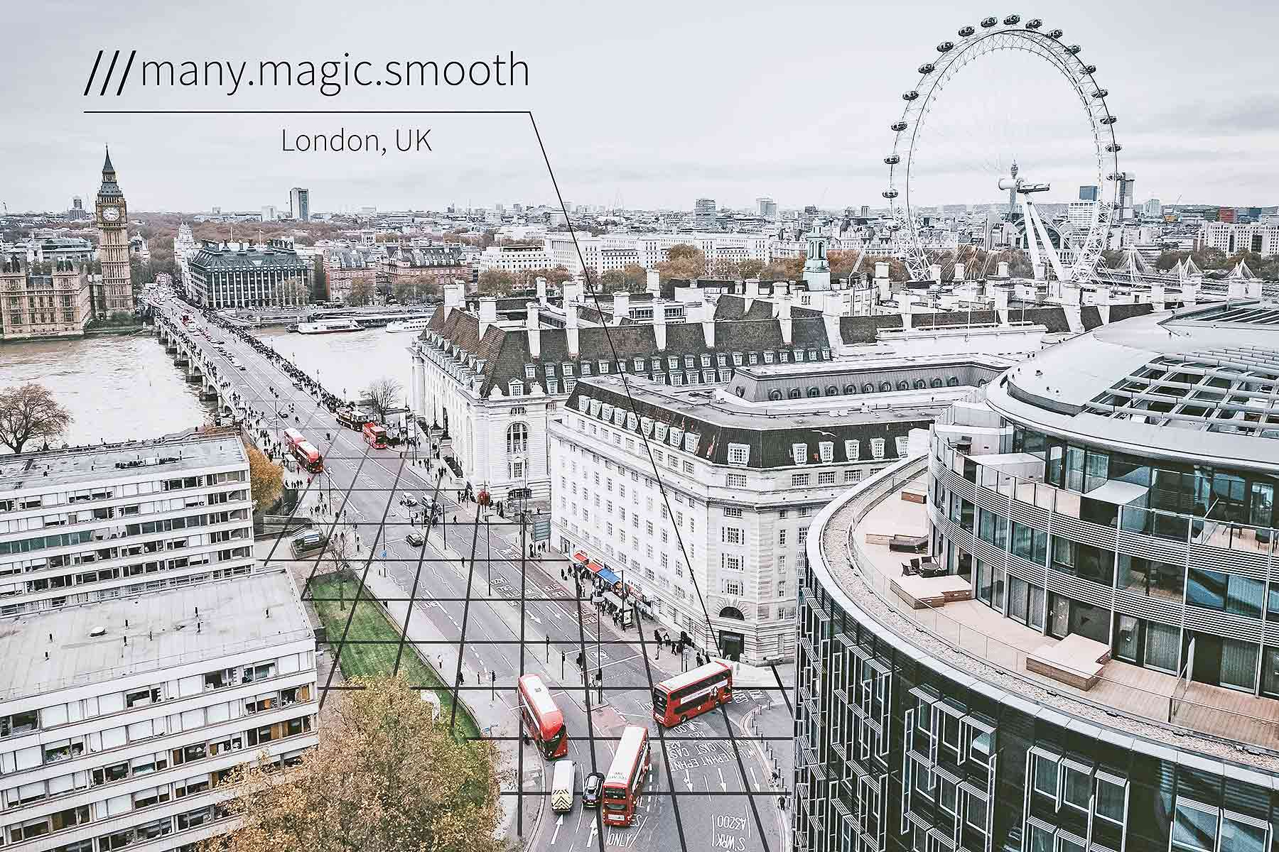 what3words London