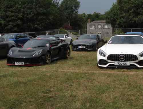Goodwood 2018: the greatest car park in the world