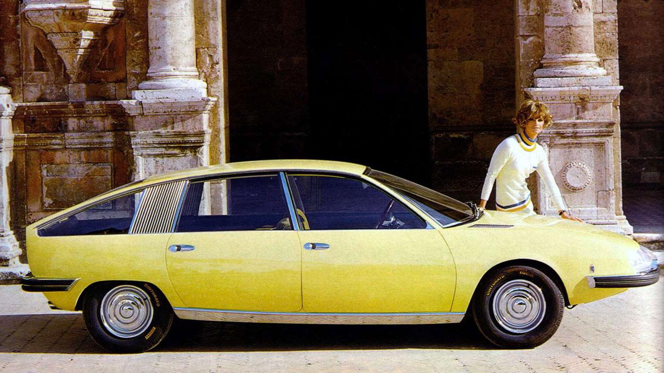 Pininfarina: the greatest hits