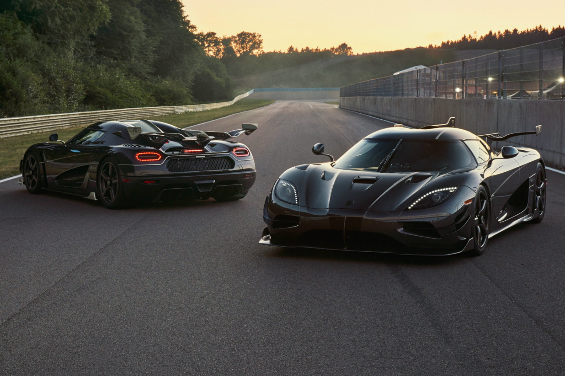 Thor And Vader Specials Mark End For Record Breaking Koenigsegg