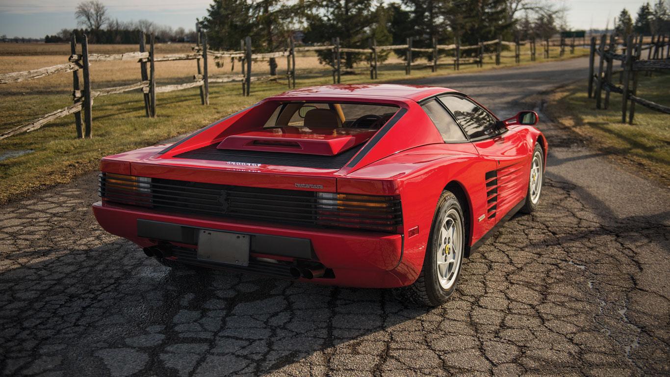 Fabulous Ferraris set to sell for millions