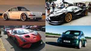 d Festival of Speed Highlights