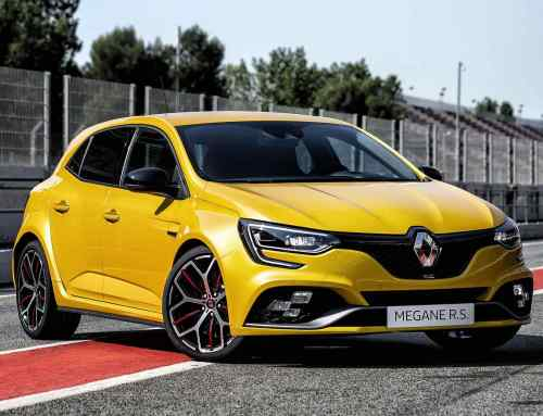 2018 Renault Megane R.S. Trophy is most powerful Renault Sport ever