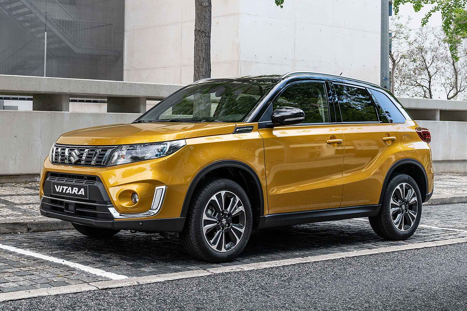updated suzuki vitara ditches diesel gains new boosterjet petrols motoring research. Black Bedroom Furniture Sets. Home Design Ideas