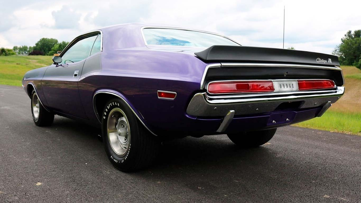 All The Hottest Muscle From Mecum Harrisburg Motoring Research 1970 Honda Cr V Dodge Challenger T A