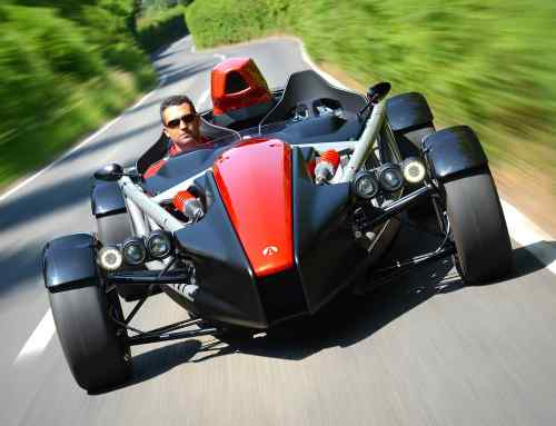 Ariel Atom 4 'really is an all-new car'