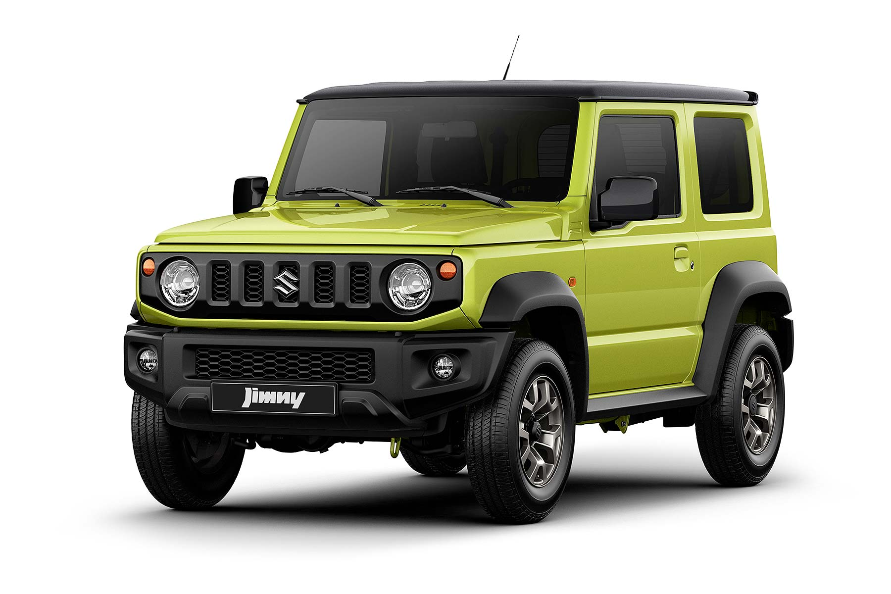 All New 2019 Suzuki Jimny What You Need To Know