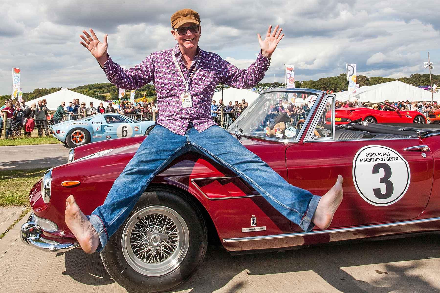 Chris Evans CarFest
