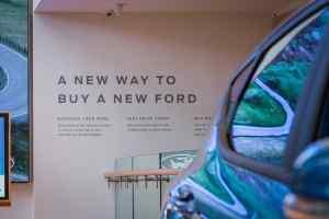 FordStore Next Arndale