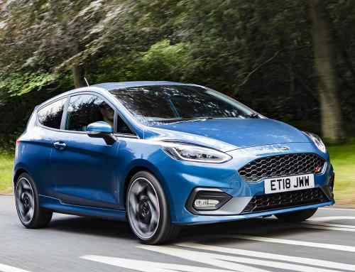 New Ford Fiesta ST PCP from £220 a month