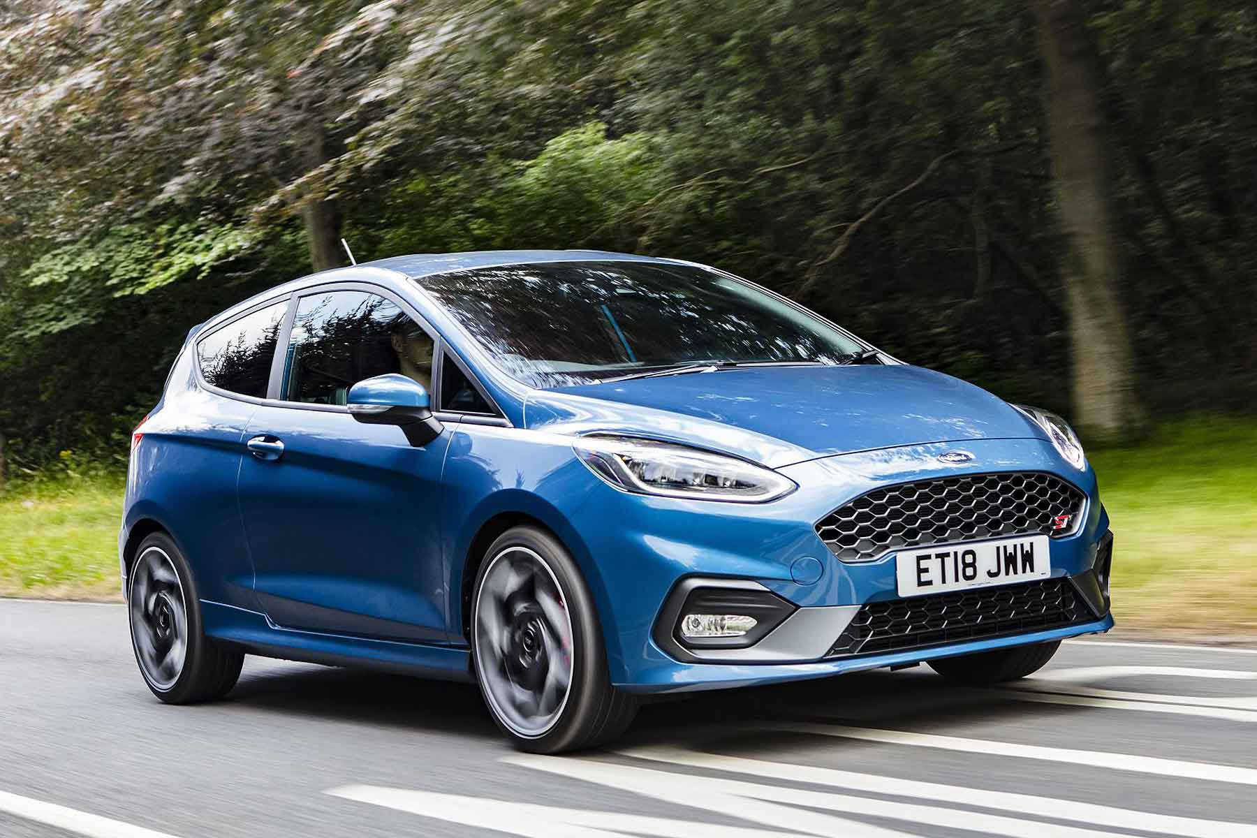 new ford fiesta st pcp from 220 a month motoring research. Black Bedroom Furniture Sets. Home Design Ideas