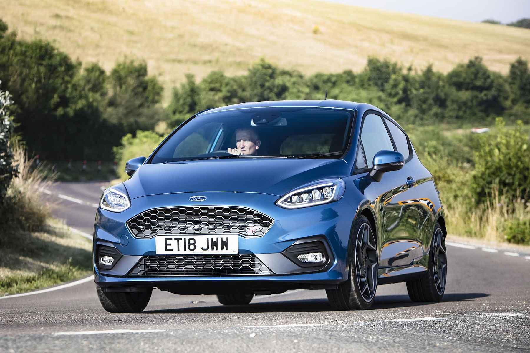2018 Ford Fiesta ST 2018