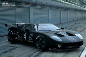 Ford GT racer in Gran Turismo