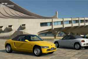 Honda Beat in Gran Turismo