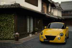 Daihatsu Copen in Gran Turismo