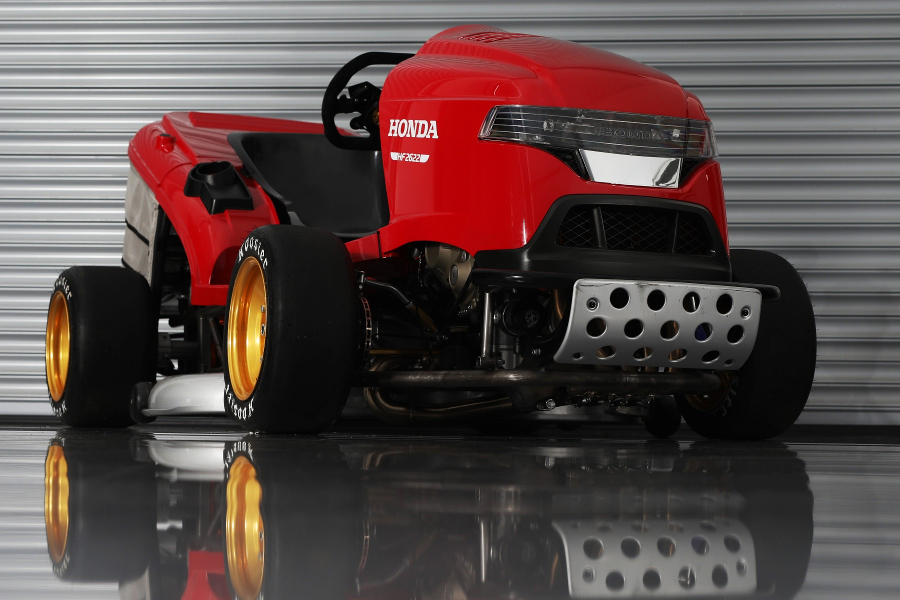 Honda Mean Mower 4