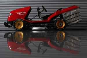 Honda Mean Mower 6