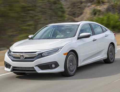 Honda Civic four-door prices start from under £20,000