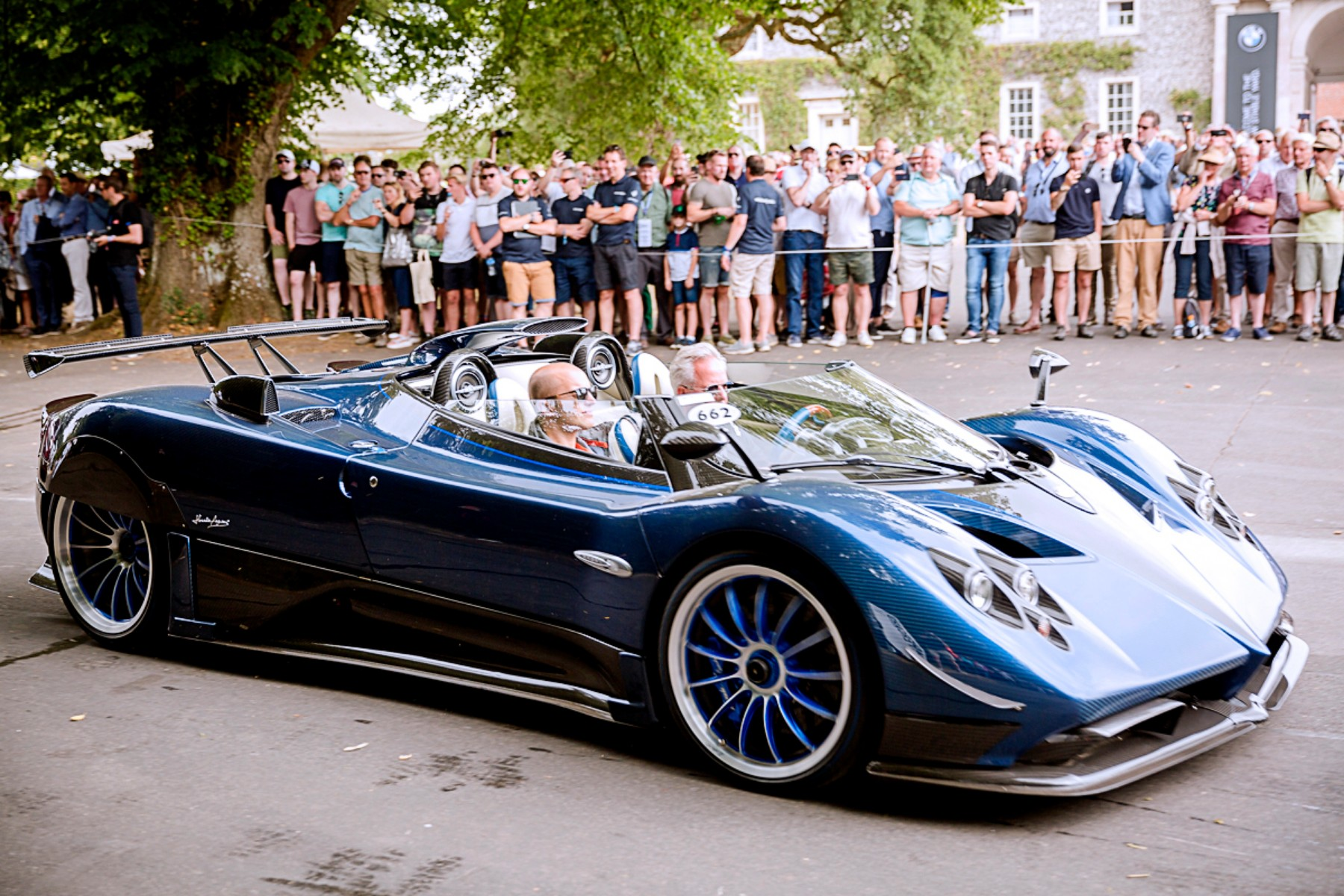 the pagani zonda hp barchetta is the most expensive new car ever sold