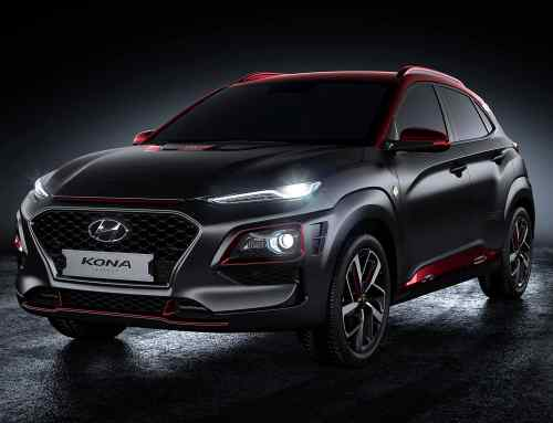 Hyundai Kona Iron Man Edition revealed at Comic-Con
