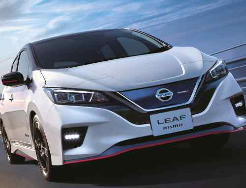 Nissan Leaf Nismo revealed – but it's not for UK