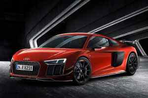 Audi R8 Audi Sport Performance Package