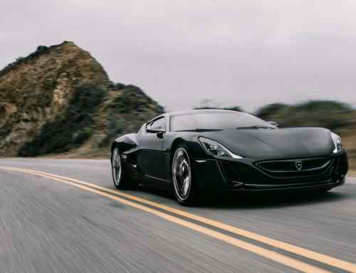 Croatia in cars: from V8 coaches to electric hypercars
