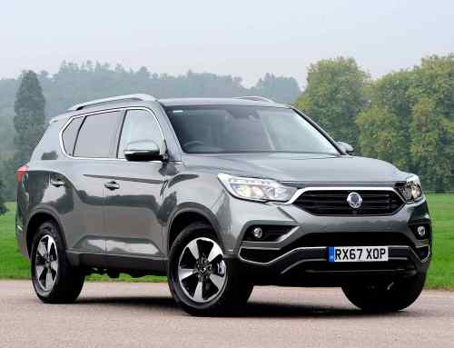 SsangYong Musso 7-year warranty extended to Rexton