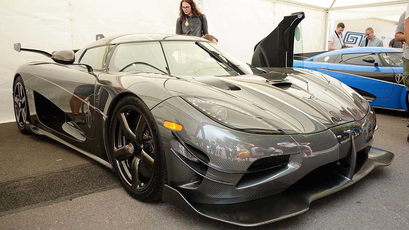 Koenigsegg Agera RS Final Edition