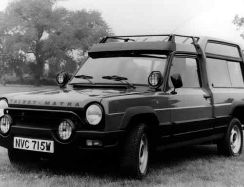 Forget the Qashqai – the Matra Rancho was the original crossover