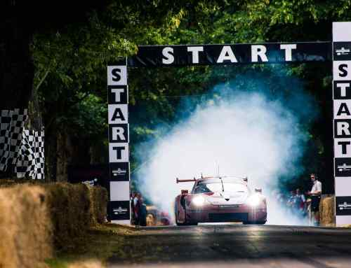 Live stream: Goodwood Festival of Speed 2018