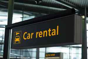 Car rental UK