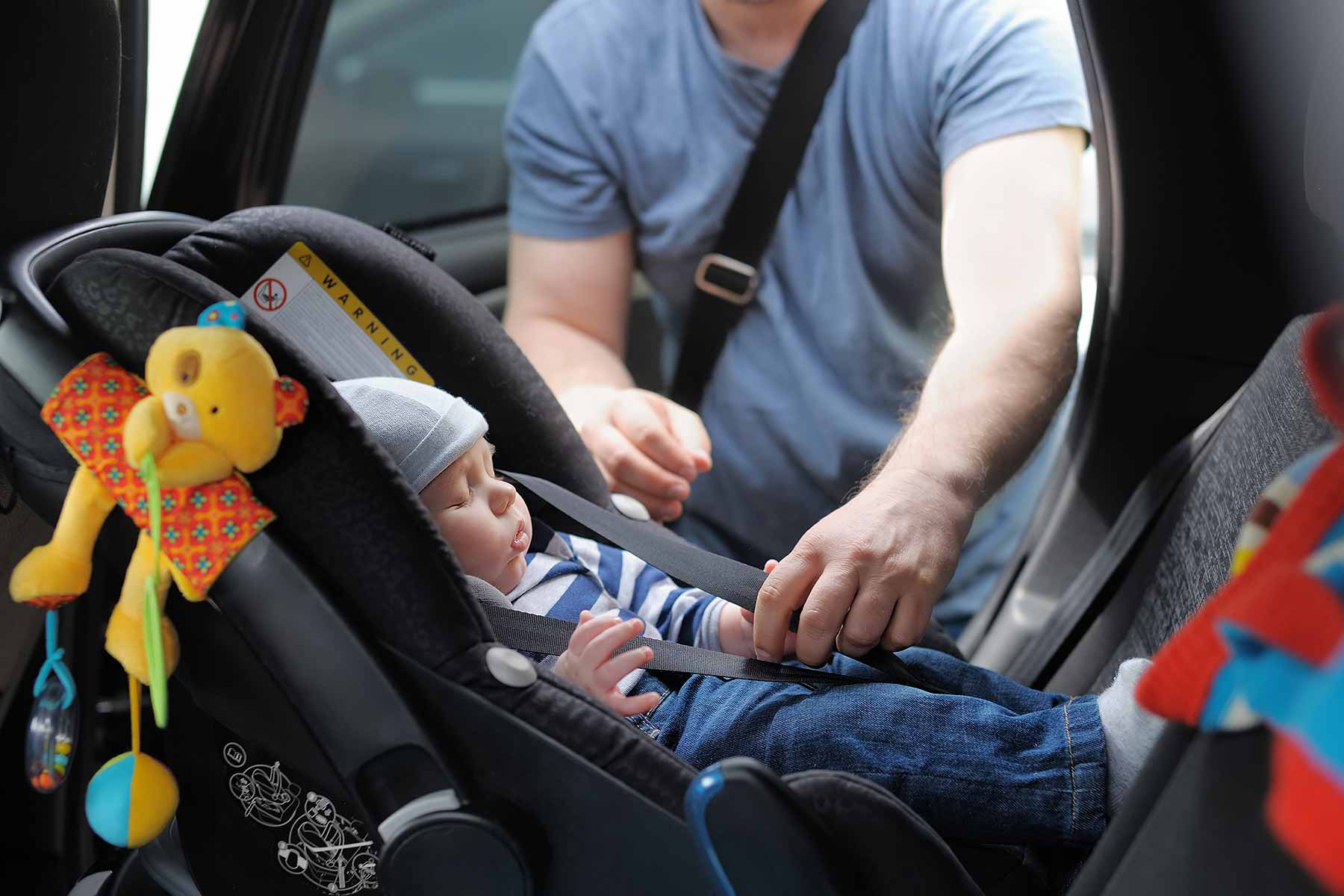 The safest used cars for young families revealed