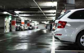 Indoor car park