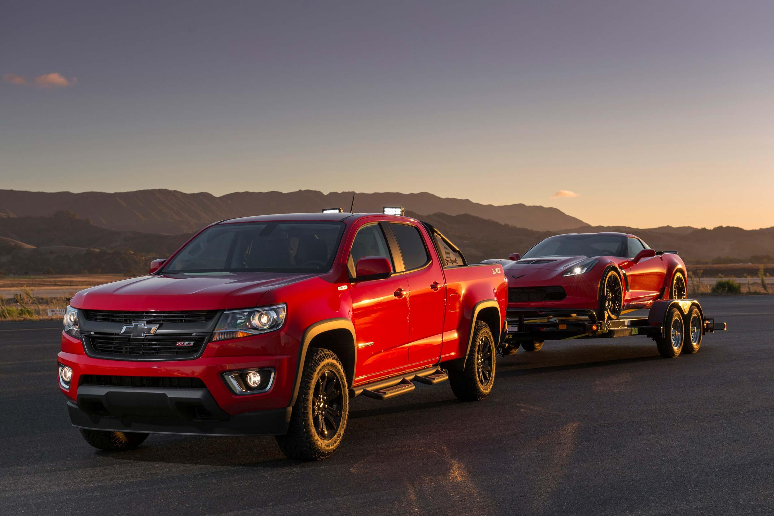 Chevrolet Colorado Diesel