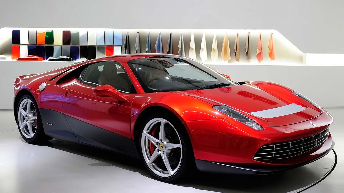 Ferrari SP12 EC