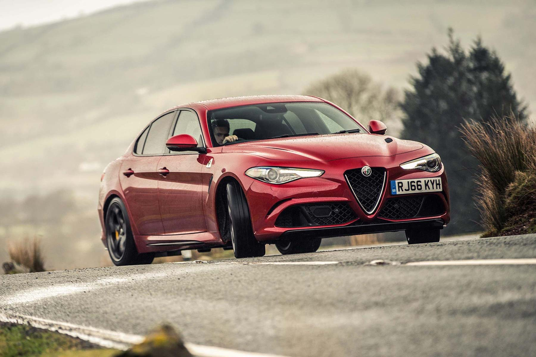 Alfa Romeo Giulia And Stelvio Upgraded With Revised Engines And